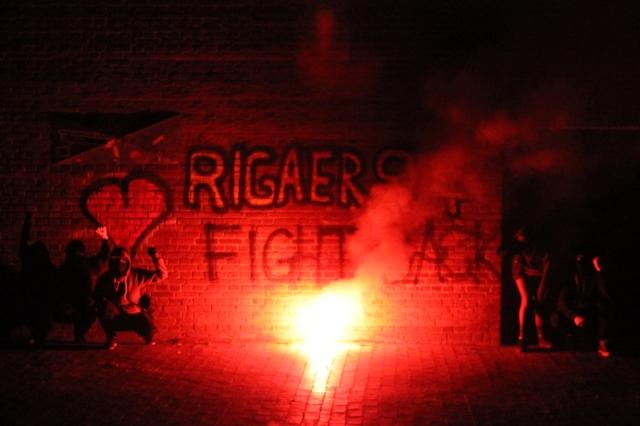 Almanya: Boşaltılan İşgal Evi Rigaer 94 İle Dayanışma İçin Kara Temmuz Çağrısı