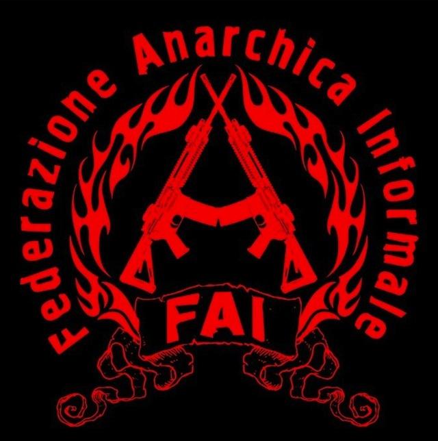 İtalya: Operasyonda 30 Ev Arandı, 5 İnformal Anarşist Federasyon Üyesi Tutuklandı