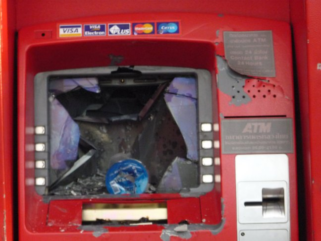 ATMsmashed